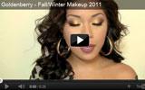 Goldenberry - Fall/Winter Makeup 2011
