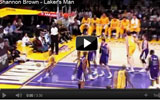 Lakers Man by MrDor890