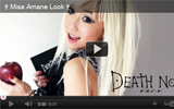 Misa Amane Look by bubzbeauty