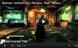 Batman: Arkham City Review by Machinima
