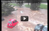 Toowoomba Flood 2011 By whitelightbringer