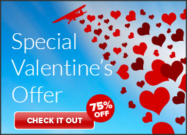 Speedbit Valentine's offer - Two accelerators for only $19.95/yr